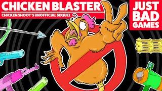 Chicken Blaster: Worst Game On Wii 2 - Just Bad Games
