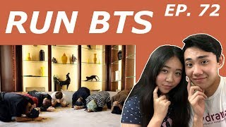 Couple Reacts To: Run BTS Ep. 72 Eng Sub Reaction