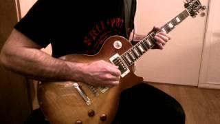Moneytalks (Live) - AC/DC - Guitar Cover