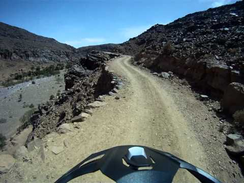 Morocco 8.4.2011 – Finally Offroad Injection! #6 – Via Rocky Valley