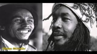 ♕ Bob Marley & Peter Tosh at the piano ♕ No Woman No Cry