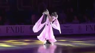 Ivan Sahanenko & Sofiya Serokurova | Slow Waltz | Ukr Dance Cup 2018 Juniors 2