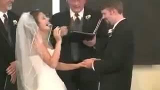 Um Casamento Digno de aplausos