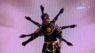 Time Control - Popping John & Nonstop Marquese Scott / 310XT Films / URBAN DANCE CAMP width=