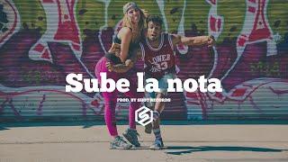 """Sube La Nota"" - Merengue Mambo Beat Instrumental   Prod. by ShotRecord"