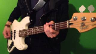 Fall Out Boy From Now On We Are Enemies Bass Cover (Bonus Track)