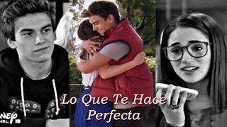 Nina + Gaston - Lo Que Te Hace Perfecta #gastina
