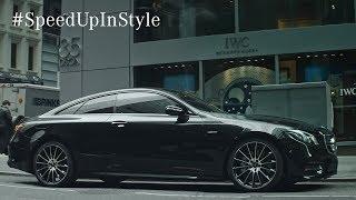 The new Mercedes-AMG E 53 #SpeedUpinStyle (Part 1)