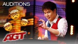 OMG! Eric Chien Could Be The Best Magician On The Internet And AGT! - America's Got Talent 2019