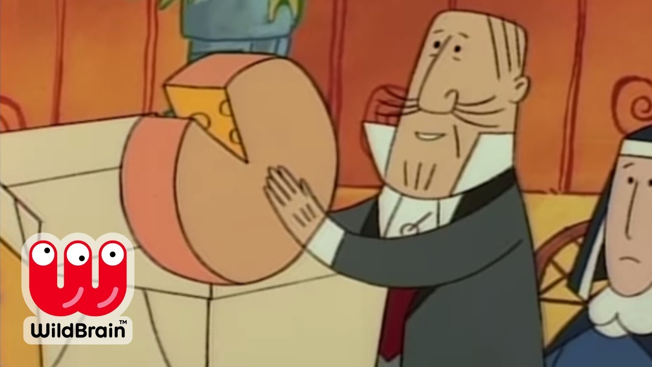 9. The Big Cheese