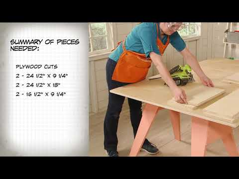 How to Build a Dog Food Station