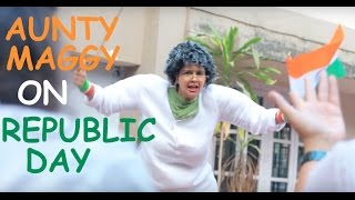 Republic day song 'Maggy Says Jai Hind' (episode 83) Alanis Morisette's ironic re-written