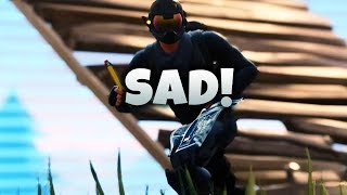 """SAD!"" My First Fortnite Edit (RIP XXXTENTACION)"