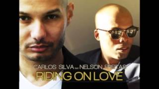 Carlos Silva feat. Nelson Freitas - Riding On Love (Stefan Vilijn Remix) 128 kbps