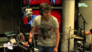 The Real Youth - 'We Are' Live @ 3voor12 Radio