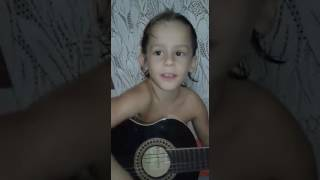 tocando violão - saudades de voce gusttavo lima
