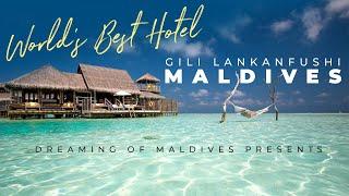 The World's Best Hotel 2015 - Gili Lankanfushi Maldives