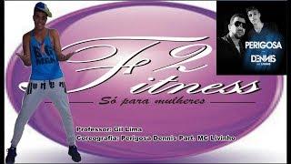 ACADEMIA F2 - COREOGRAFIA - Perigosa - Dennis Part. MC Livinho