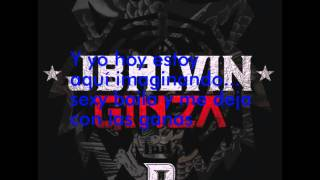 Lyrics: J balvin -Ginza-  (I top music)