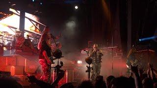 Sabaton - The Last Stand (HD) Live at Sentrum Scene,Oslo,Norway 26.03.2017