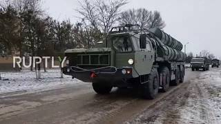Russia: Fourth S-400 battalion deployed in Crimea