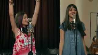 Gloria & Andrada - All the Lovers (cover) in Pariu cu viata