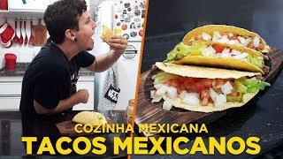 Tacos Mexicanos - Cozinha Mexicana - OCSQN! #140