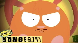 The Secret Life of a Hamster Song - Animated Song Biscuits