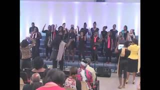 Chorale des Jeunes AME - In the sanctuary (Kurt CARR)
