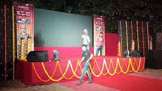 Compere Irshaad I siddiqui hosts Colors GATHBANDHAN serial event