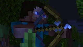 C418: Death | Minecraft Animation