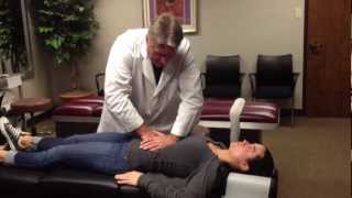 Your Houston Chiropractor Dr. Gregory Johnson Treats Hiatal Hernia on Brooke Adams Miss Tessmacher width=