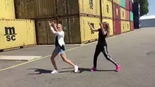 Kristina Sosnina und Dana Romann // Why you always hatin' - YG feat. Drake // Hip Hop in Karlsruhe