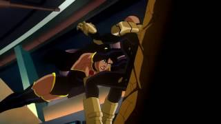 Justice league vs sindicato del crimen