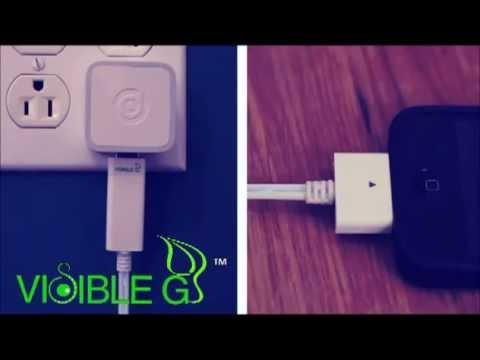 Dexim DCA 262C Visible Smart Green Micro Usb Şarj Cihazı