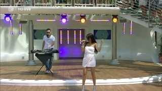 Damon Paul feat Patricia Banks - The Sun Always Shines On TV (ZDF Fernsehgarten HD Live 2013)