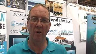 Scubaverse talks to Donald from Mevagh Dive Centre, Donegal, Ireland at DIVE 2014