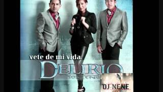 Delirio Norteno Corazon Encandenado  DJ Nene (Poeta)
