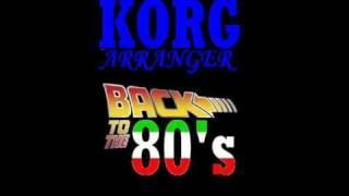 Koto - Back To The Future Theme (KORG PA 50 & KORG R3 Cover)
