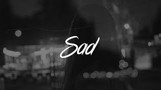 Maroon 5 - Sad (Lyrics)