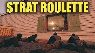 STRAT ROULETTE #12 - Rainbow Six Siege