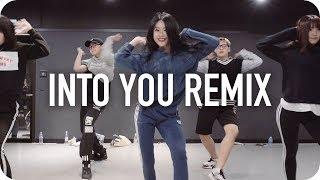 Into You (3LAU Remix) - Ariana Grande / Beginner's Class