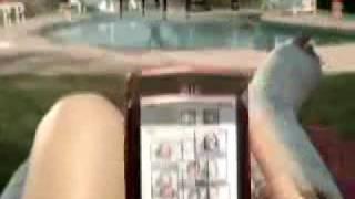 Hayden Panettiere LG Phone AD
