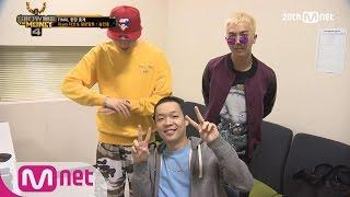 [SMTM4] Live Broadcast : Song Minho (Team ZICO & Paloalto) EP.10