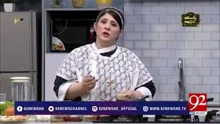 Pakistan Kay Pakwan - 19 April 2018 - 92NewsHDUK