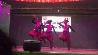 shiva tandavam dance