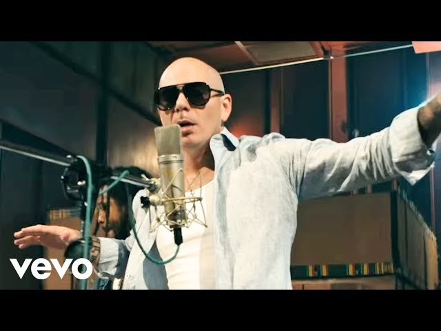 Videoclip de Pitbull - Options ft. Stephen Marley