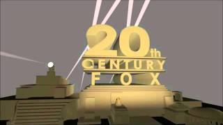 20th Century Fox 2005 Reversed