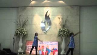 Thalles Roberto - Coreografia Casa do pai