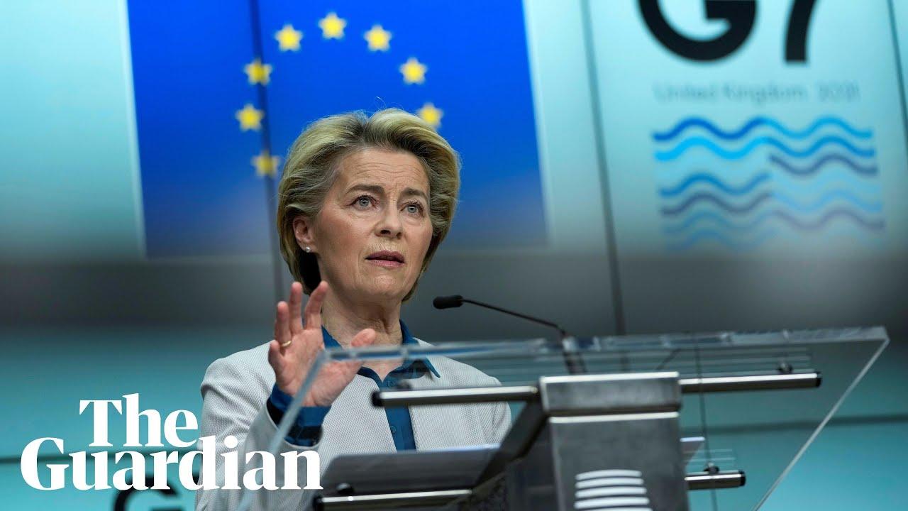 Northern Ireland Protocol 'has to be Implemented', says Ursula Von Der Leyen